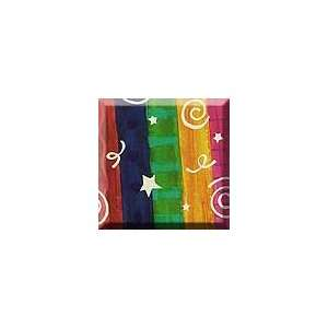 1ea   18 X 833 Celebration Stripes Gift Wrap Health