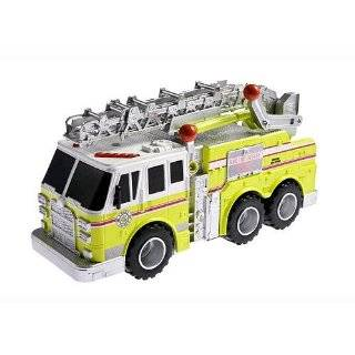 Matchbox Fire Truck with Lights and Sounds Explore