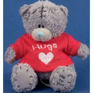 Me to You Tatty Teddy Bear 3 (7.62 Cm) Bear Hugs T shirt
