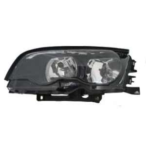 BMW 3 Series Coupe Halogen Headlight Passenger Side
