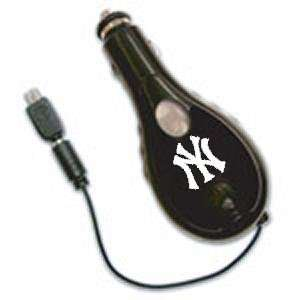 NY New York Yankees Car Truck SUV Retractable Car Cell