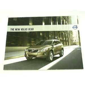 2009 09 Volvo XC60 Truck SUV BROCHURE T6 Awd Everything