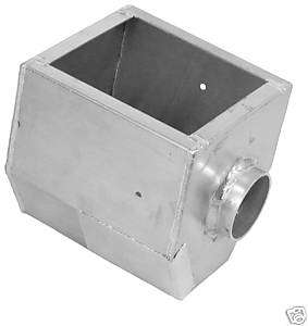 UM Racing Suzuki LTZ 400 ATV Aluminum Air Box