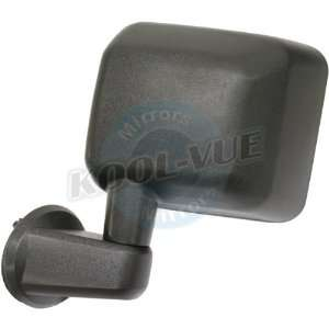 2007, 2008 Jeep Wrangler Unlimited Sahara Driver Side Mirror Head