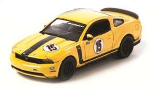 27660 164 2012 FORD MUSTANG BOSS 302R #15 TRANS AM RACE CAR