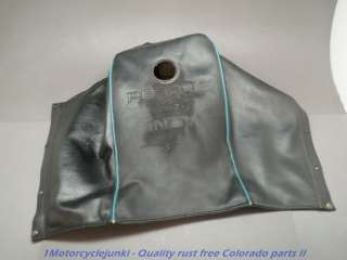 1993 Polaris Indy 500 EFI gas fuel tank cover