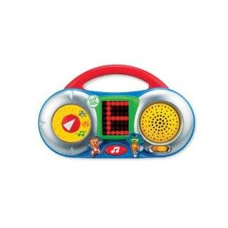 LeapFrog Fridge DJ Magnetic Learning Radio Explore similar items