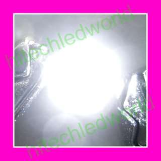 30p PLCC 6 5050 SMD 3 CHIP WHITE LED 9,000mcd FREE SHIP