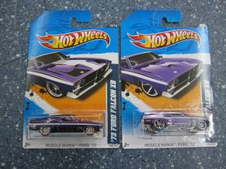New Hot Wheels 73 Ford Falcon XB Super Secret Treasure Hunt Car T