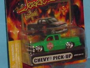 CHEVY PICKUP JESSE JAMES WEST COAST CHOPPERS 164
