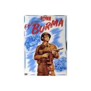 New Warner Studios Objective Burma Product Type Dvd