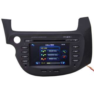 Car GPS Navigation Radio DVB T TV Bluetooth IPOD  DVD Player