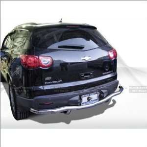 08 11 Buick Enclave Black Horse Stainless Steel Bumper