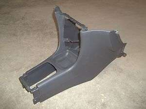 93 Toyota Corolla DARK GREY Center Console Front Section / 1993