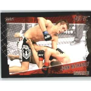2010 Topps UFC Trading Card # 126 John Hathaway (Ultimate Fighting