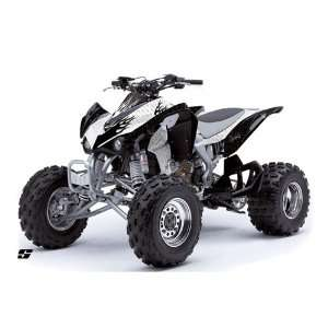 AMR Racing 2009, 2010 Kawasaki KFZ 450 ATV Quad, Graphic Kit   Diamond