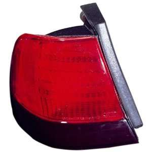 92 95 Ford Thunderbird Tail Light ~ Right (Passenger Side