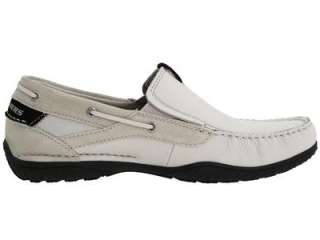 NIB SKECHERS MENS SHOES SLIP ON CASUAL DRESS LOAFER OFF WHITE