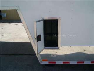 5x36 2012 NEW Gooseneck Enclosed Cargo Trailer Car Auto Hauler  8