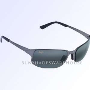 Maui Jim Topsail MJ 505 Gunmetal/Neutral Grey Sunglasses