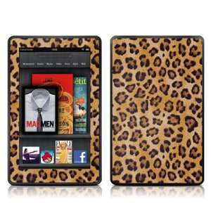 Leopard Spots Design Protective Decal Skin Sticker   High