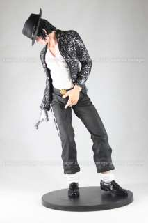Michael Jackson MJ Billie Jean Doll This is it Figure