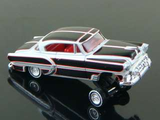 53 Chevy Bel Air Kustom Lowrider 1/64 Scale Limited Edt