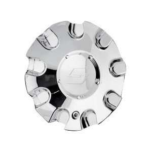 C1029501C Chrome Plastic Center Cap for S.95 18 Wheels Automotive