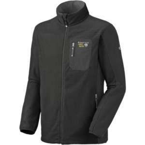 Mountain Hardwear Octans Fleece Jacket Mens Large Black