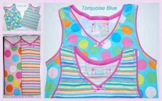The Childrens Place Girls TANK Top Sets T Shirt 4 10 12 14 100%