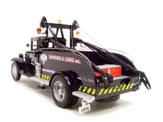 ford tow truck by unique replicas has operable tow system brand new