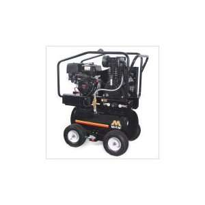Gasoline Honda Two Stage Portable Air Compressor