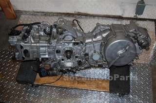 03 04 05 06 07 08 SUZUKI Burgman AN650 650 Engine motor head complete