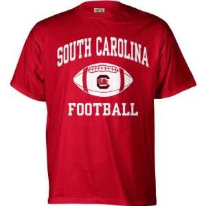 South Carolina Gamecocks Perennial Football T Shirt