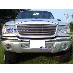 Ford Ranger Edge/ XLT 4 Wheel Drive Billet Grille Grill Automotive
