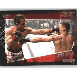 2010 Topps UFC Trading Card # 88 Sean Sherk (Ultimate