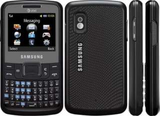 New UNLOCKED Samsung SGH A177 AT&T t mobile black QWERTY keyboard