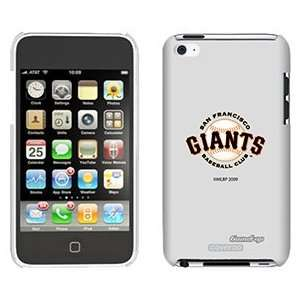 San Francisco Giants Baseball Club on iPod Touch 4 Gumdrop
