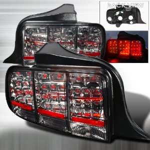 Mustang Led Tail Lights /Lamps Performance Conversion Kit Automotive