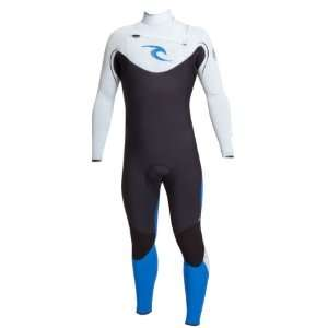 Rip Curl E Bomb Chest Zip 4/3 Pro Wetsuit Sports