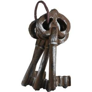 Rusty Keys Halloween Prop Patio, Lawn & Garden