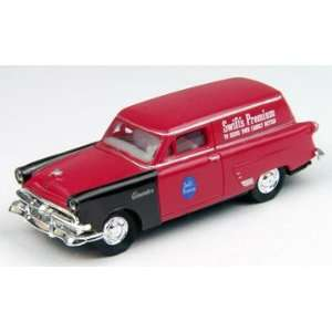 HO 1953 Ford Courier Sedan Delivery, Swift Toys & Games