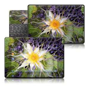 Dream Flower Design Protective Decal Skin Sticker for Acer Iconia Tab