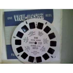 Royal Gourge View Master Reel no. 238