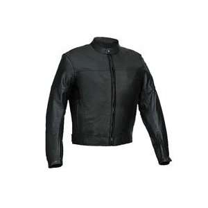 River Road Laredo All Leather Mens Jacket 50 Automotive