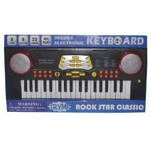 Kids Deluxe Electronic Keyboard Toys & Games