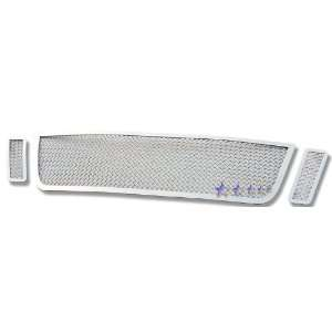 2007 2010 Ford Explorer Sport Trac 1.8mm Mesh Upper Grille