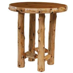 Cottage Round Pub Table