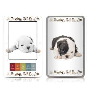 Lazy Days Design Protective Decal Skin Sticker for Barnes