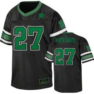 North Dakota Fighting Sioux Youth Green Stadium Football Jersey